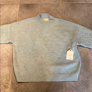 Telluride Mock Neck Sweater